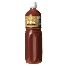 ★まとめ買い★ HEINZ 肉料理・野菜グリル用ソース バーベキューソース 1200g ×12個【イージャパンモール】