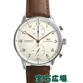 IWC ポルトギーゼ クロノ IW371401 中古  メンズ 腕時計