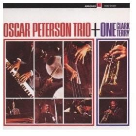 オスカー・ピーターソン/オスカ-・ピ-タ-ソン・トリオ+1,クラ-ク・テリ- 【CD】