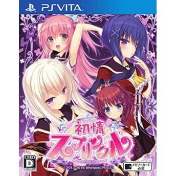 初情スプリンクル - PS Vita(中古品)