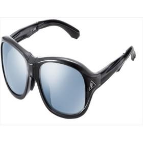 ZEAL OPTICS ジールオプティクス Fifty(フィフティ) F-1746 フレーム:クリアブラック レンズ:マスターブルー/シルバーミラー