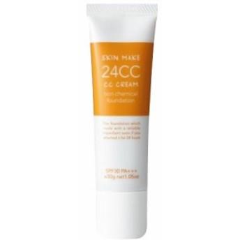 イーデナチュラ 24CCクリーム (明るい肌色) 30g 化粧品 スキンケア ベーシック クリーム、ジェル