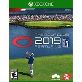 The Golf Club 2019 Featuring PGA Tour (輸入版:北米) - XboxOne(中古品)