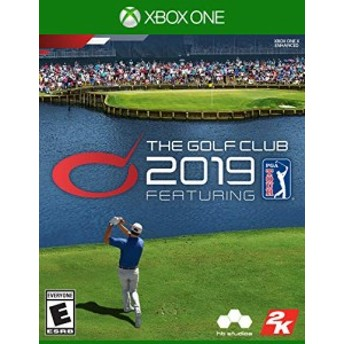 The Golf Club 2019 Featuring PGA Tour (輸入版:北米) - XboxOne(中古品)