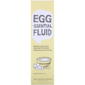 エッグセンシャル フルイド、モイスチャー バランス トナー、6.76 fl oz (200 ml)