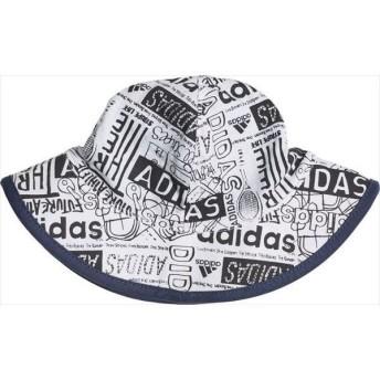 [adidas]アディダス Babyバケット (FTT92)(DW4774) ホワイト/ショックシアンS19/ホワイト[取寄商品]