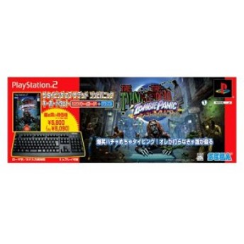 THE TYPING OF THE DEAD ZOMBIE PANIC キーボード同梱版(中古品)