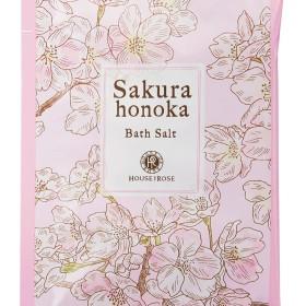 ワコール ハウス オブ ローゼ 桜ほの香 バスソルト 1 color
