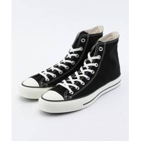 シップス CONVERSE: CANVAS ALL STAR J HI メンズ ブラック 8 【SHIPS】