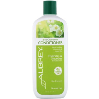 Blue Chamomile Conditioner, Hydrates & Smoothes, Normal, 11 fl oz (325 ml)