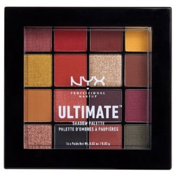 NYX Professional Makeup(ニックス) UT シャドウ パレット 09 カラー・フェニックス