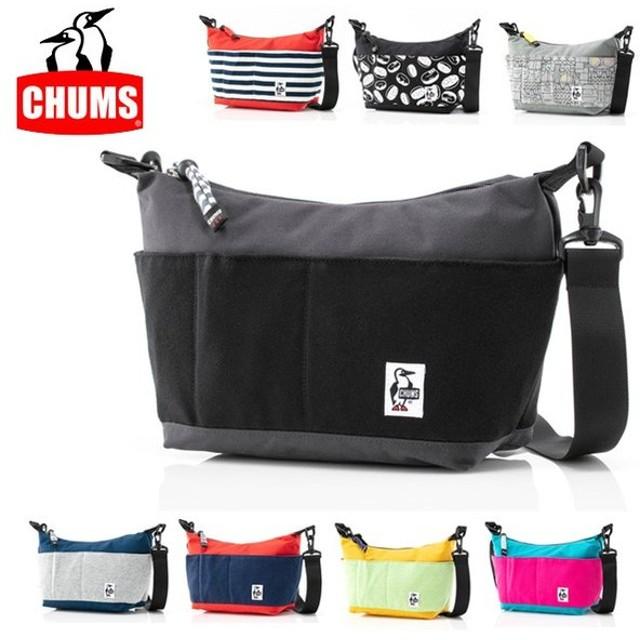 CHUMS チャムス Collect Shoulder Sweat Nylon CH60-2679 【アウトドア/日本正規品/鞄/ショルダーバッグ】