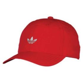 147e552b65d アディダス メンズ キャップ 帽子 Relaxed Modern II Cap Scarlet Reflective Silver