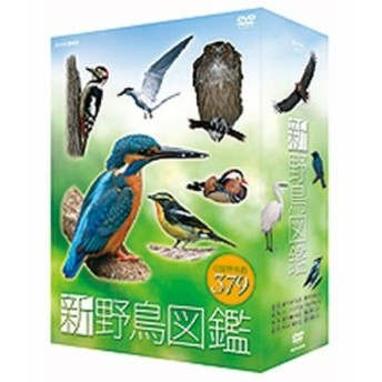 新 野鳥図鑑 DVD-BOX 全4枚セット NHKDVD 公式