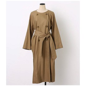 <ブラックバイマウジー/BLACK by moussy> wide sleeve coat(070CS030-0440) ベージュ 【三越・伊勢丹/公式】