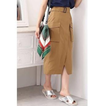 N.Natural Beauty Basic / エヌ ナチュラルビューティーベーシック ◆ポケットラップスカート