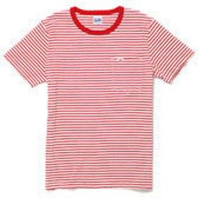 ボンマックス LeeTシャツ レッド(B) M LCT29001-23-M (直送品)