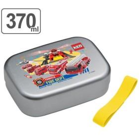 お弁当箱 アルミ製 トミカ 370ml 子供 キャラクター ( アルミ弁当箱 幼稚園 保育園 弁当箱 )