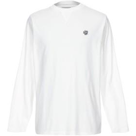 《セール開催中》FRANKLIN & MARSHALL メンズ T シャツ ホワイト L コットン 100%