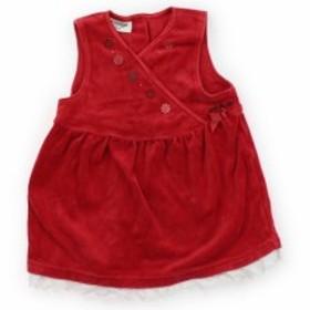 c61c1f8e3ad8c  オシュコシュ OSHKOSH ジャンパースカート 95サイズ 女の子 USED子供服・ベビー服