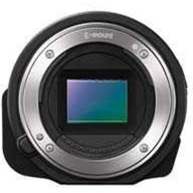 ソニー SONY レンズスタイルカメラ ILCE-QX1 ブラック ILCE-QX1 BQ(中古品)