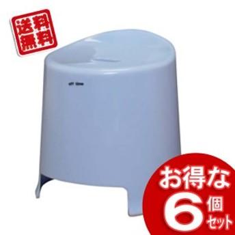 ▼風呂椅子 OBI-3506個セット 送料無料 高さ40.3cm 風呂いす バスチェア お風呂いす お風呂用品 浴用イス イス 椅子 チェア 桶 浴用品 い