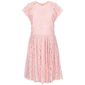 《期間限定セール開催中!》PINKO レディース ミニワンピース&ドレス ピンク 40 コットン 98% / ナイロン 2%