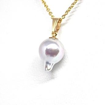 あこや本真珠の人魚のネックレスS