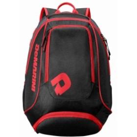 ディマリニ DeMarini ユニセックス 野球 Sabotage Backpack Scarlet/Black