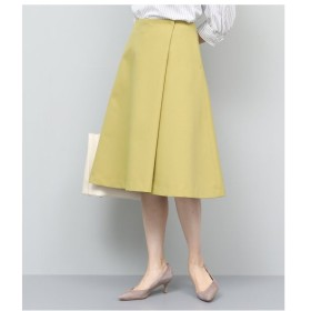 ROPE' / ロペ フロントタックフレアスカート