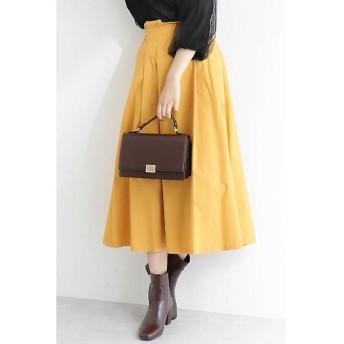 N.Natural Beauty Basic / エヌ ナチュラルビューティーベーシック タイプライタータックマキシスカート