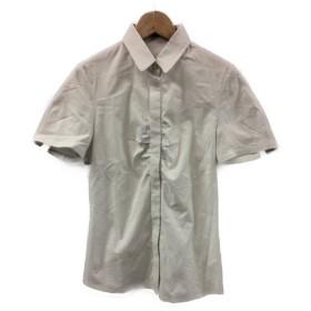 美品 ヒューゴボス SIZE 34 (XS以下) 半袖シャツ HUGO BOSS レディース  中古