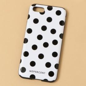 (Me%/ミィパーセント)SミラーBIGDOTiPhone7/8ケース/ [.st](ドットエスティ)公式