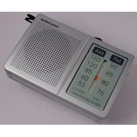 オーム電機 ラジオ RAD-F1351M(中古品)