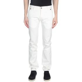 《期間限定セール開催中!》FUTURO メンズ パンツ ホワイト 44 コットン 100%
