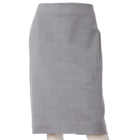 INED L / イネド(エルサイズ) 《大きいサイズ》ウォッシャブルタイトスカート
