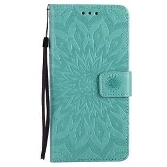 iPhone8 Plus ケース カバー アイフォン8 プラスケース カバー 手帳型ケース かわいい押し花柄 スマホケース マグネット式 アイ ...