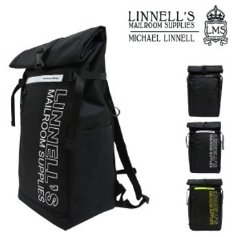 MICHAEL LINNELL マイケルリンネル Roll Top Bag ML-027