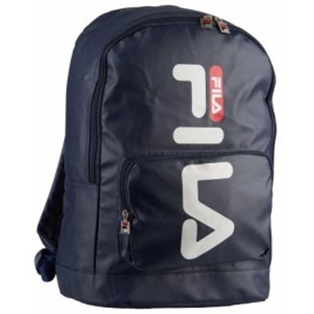 822e7ba68581 フィラ Fila ユニセックス バックパック・リュック バッグ Riley Backpack Navy/Red
