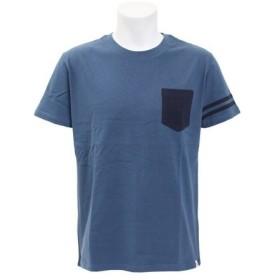ティーワイアール(TYR) 半袖Tシャツ LINE TLINE-18FRL BLGY (Men's)