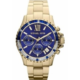 【当店1年保証】マイケルコースMichael Kors MK5754 Mens Golden Everest Chronograph Watch