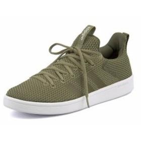 adidas(アディダス) CLOUDFOAM VALCLEAN ADPT(クラウドフォームバルクリーンADPT) DB1356 カーゴ/ダークカーゴ/ランニングホワイト