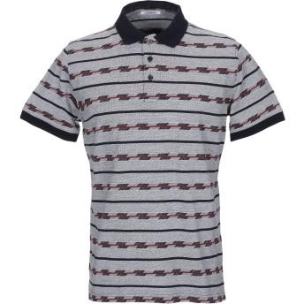 《期間限定セール開催中!》GIOFERRARI メンズ ポロシャツ ブラック 50 コットン 100%