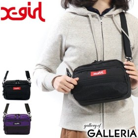 X-girl エックスガール ショルダーバッグ MESH POCKET レディース 05184095