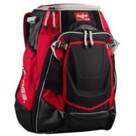 ローリングス ユニセックス 野球 Velo Backpack Red