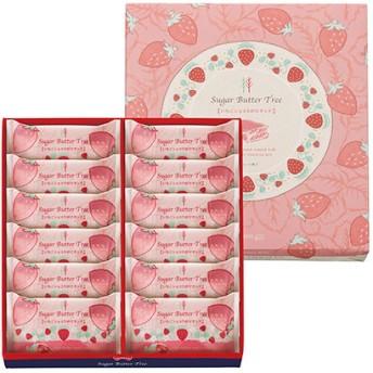 ★[シュガーバターの木]苺ショコラがけサンド12個入 洋菓子