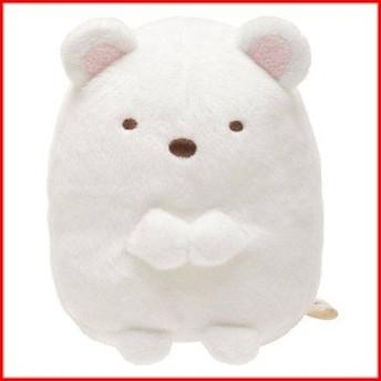 すみっコぐらし ぬいぐるみ (Sサイズ・しろくま) MP79501 【シロクマ 白熊 すみっこぐらし ヌイグルミ サンエックス San-X】