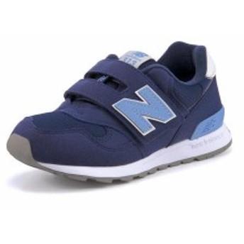 SALE☆new balance(ニューバランス) K313(キッズ スニーカー) 180313 NVP ネイビー/ライトブルー