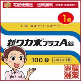 【第2類医薬品】新ワカ末プラスA錠(100錠) [宅配便・送料無料] 「T60」