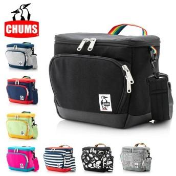CHUMS チャムス Box Camera Bag Sweat Nylon CH60-2666